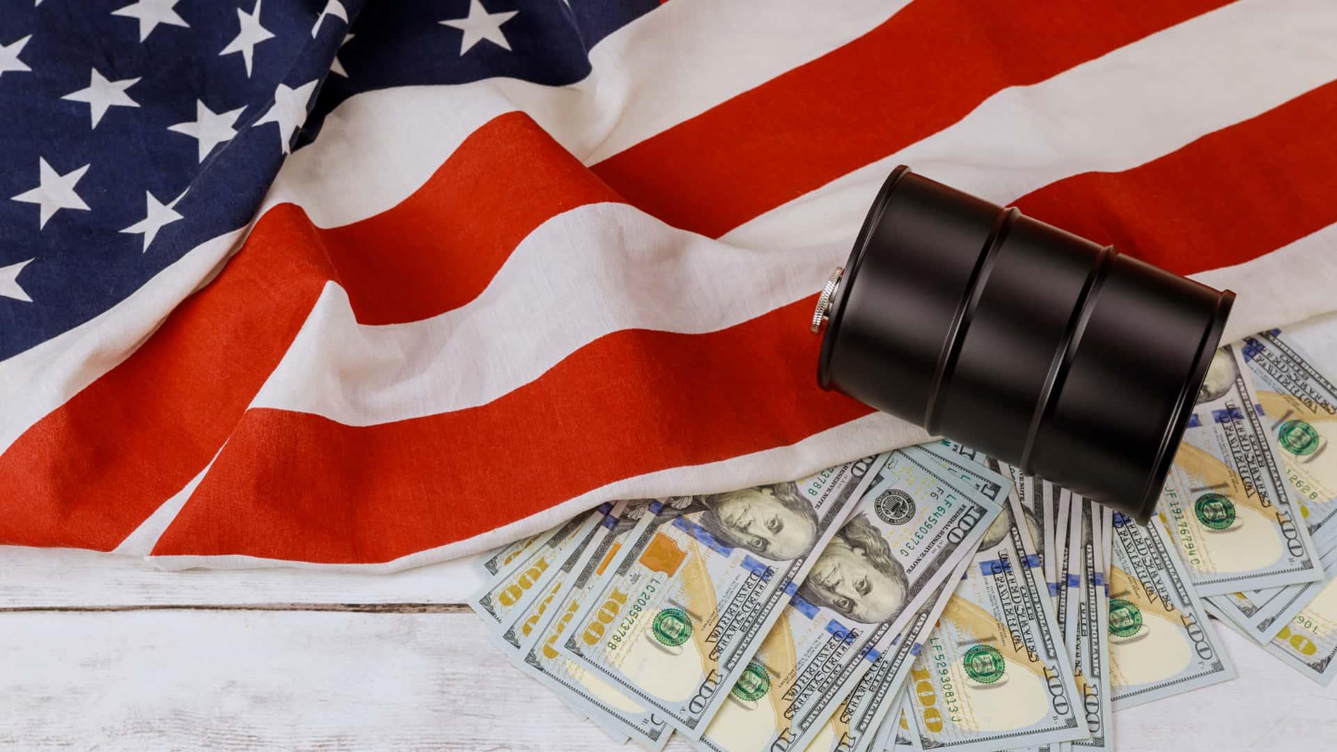 crude oil trading